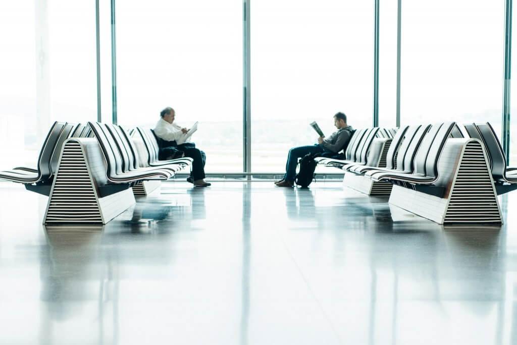 Kuidas veeta aega lennujaamas