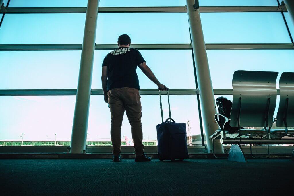 Inimtüübid, kellega lennujaamas paratamatult kokku puutud