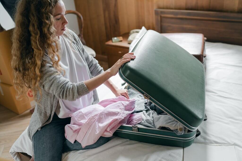 Leidlikud nõuanded reisikohvri pakkimiseks